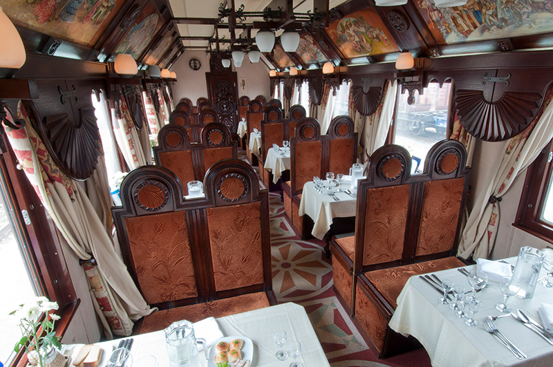 Tsars Gold Private Train